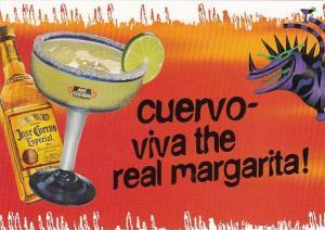 Advertising Jose Cuervo Gold Tequila