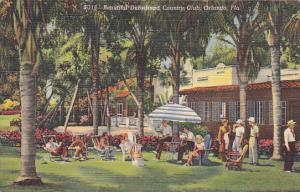 Dubsdread Country Club Orlando Florida