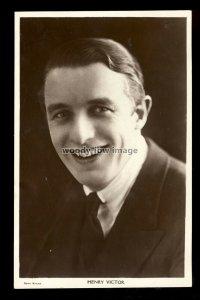 b1629 - Film Actor - Henry Victor - Picturegoer No. 120 - postcard