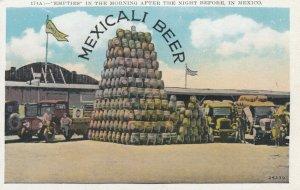 TIJUANA , BC , Mexico , 1920-30s ; Mexicali Beer , Empties