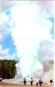 Haynes 52 SERIES #241 Giant Geyser, Yellowstone National Park
