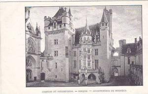 France Pierrefonds Chateau Donjon Appartements du Seigneur