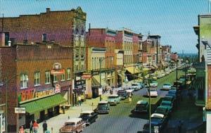 Fraley Street Kane Pennsylvania 1958