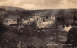 Buckfast Abbey General view, Abtei Gesamtansicht Salmon Series