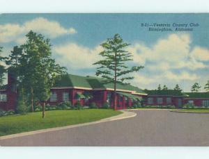Linen COUNTRY CLUB Birmingham Alabama AL ho6554