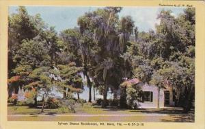 Florida Mount Dora Sylvan Shores Residences 1954 Dexter Press