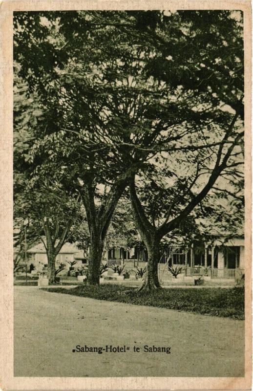 CPA Indonesia, Sabang-Hotel te Sabang (360216)