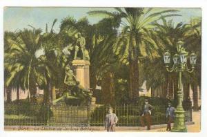 Bone, Algeria, 00-10s  La Statue de Jerome Bertagna