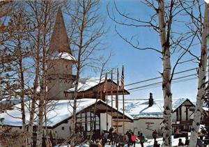 Clock Tower - Teton Village, Wyoming