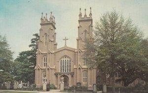 COLUMBIA , South Carolina , 1950-60s ; Trinity Episcopal Church