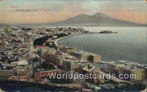 Napoli, Italy, Italia Panorama dalla Tomba di Virgilio  Panorama dalla Tomba ...