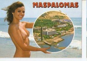 Postal 047483 : Maspalomas. Vista general. Gran Canaria (Islas Canarias)