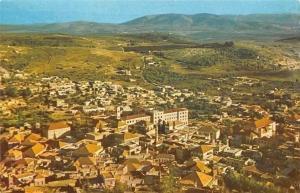 Israel Nazareth - Partial View, Panorama