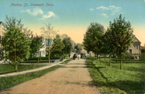 CT - Cromwell. Meadow Street