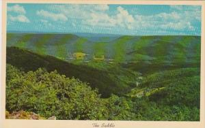 Allegheny Front U S 50 The Saddle West Virginia