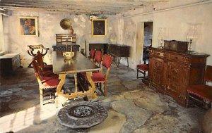 Dining Room, Oldest House  St Augustine FL