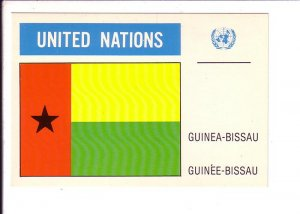 Guinea, Flag, United Nations