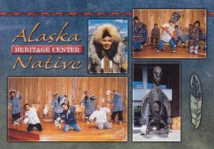 Alaska Anchorgage Alaska Native Heritage Center