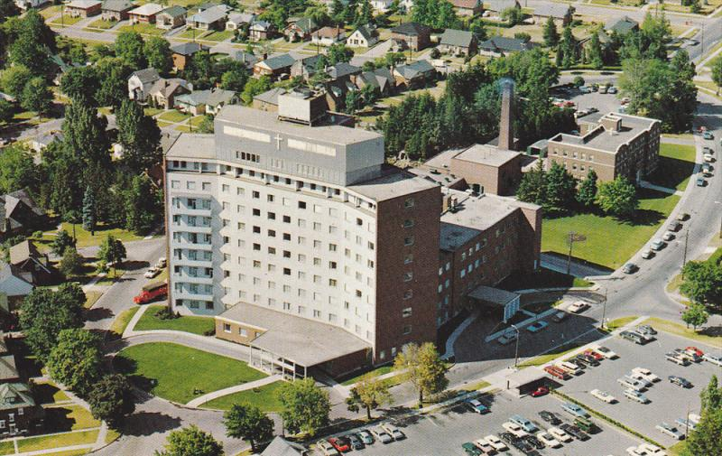 St Mary´s General Hospital , KITCHENER , Ontario , Canada , 50-60s