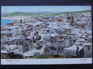 Morocco TANGER (SUD) c1903 UB Postcard by Valentin Hell