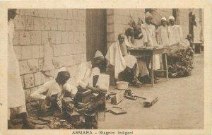 Eritrea Asmara stagnini indigeni