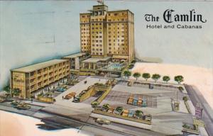 Washington Seattle The Camlin Hotel and Cabanas 1971