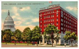 Washington DC ,  The Commodore Hotel