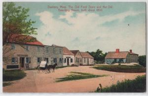 Old Ford Store & Boarding House, Duxbury MA