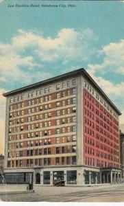 OAKLAHOMA CITY , Oklahoma, 1910 ; Lee Huckins Hotel