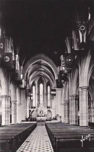 RP, Interior, American Cathedral, Church Of The Holy Trinity, Paris, France, ...