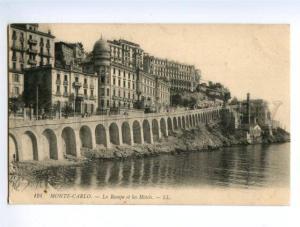 138532 Monaco MONTE-CARLO Ramp Rampe & HOTELS des Princes OLD