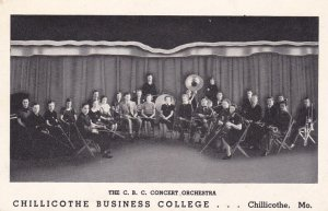 CHILLICOTHE , Missouri , 20-30s ; Business College , C.B.C. Concert Orchestra