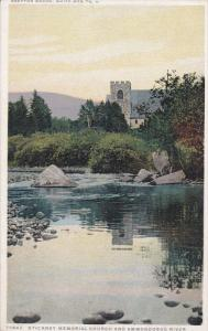 WHITE MOUNTAINS, New Hampshire, 1900-1910's; Bretton Woods, Stickney Memorial...