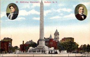 New York Buffalo McKinley Monument