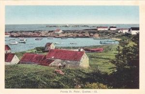 Pointe St Peter , Quebec , Canada , 30-40s