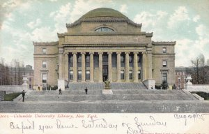 NEW YORK CITY , 00-10s ; Columbia University Library
