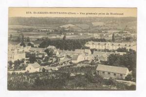 St-AMAND-MONTROND(Cher), France, 00-10s Vue generale prise de Montrond