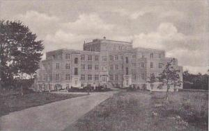 New York Auriesville The Jesuit Tertianship Sacred Heart Retreat House Albertype