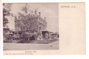 Rochester Club, Rochester, New York, National Art Views