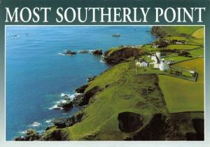 Postcard Cornwall, Lizard Point, The Most Southerly Point of Mainland Britain #R