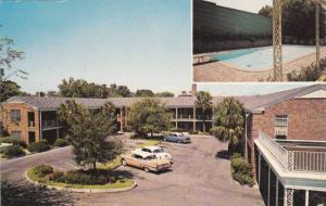 2 Views, Town House Motor Hotel & Swimming Pool, Gervais St., Columbia South ...