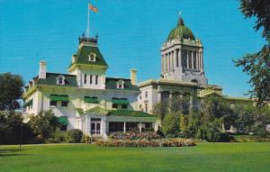 Canada Lieutenant Governor's Residence Winnipeg Manitoba