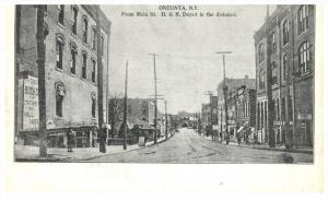 10357    NY Oneonta    Main Street