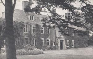 Aylsham Manor Gardens Norwich Antique Postcard