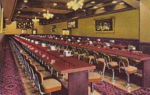 Nevada Las Vegas Golden Nugget Bingo Room Curteich
