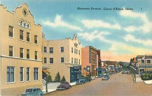 Linen of Sherman Avenue Coeur dAlene Idaho ID