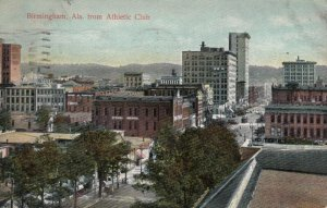 BIRMINGHAM , Alabama , 1908 ; From Athletic Club
