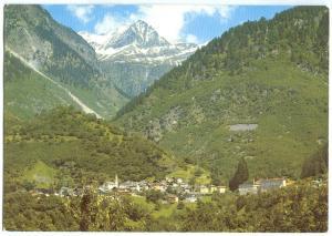 Switzerland, Dengio, Val Blenio, 1980s used Postcard
