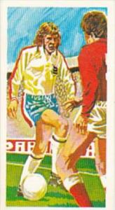 Brooke Bond Trade Card Play Better Soccer No 35 Dummying