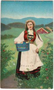 Woman by Eneret J. F.